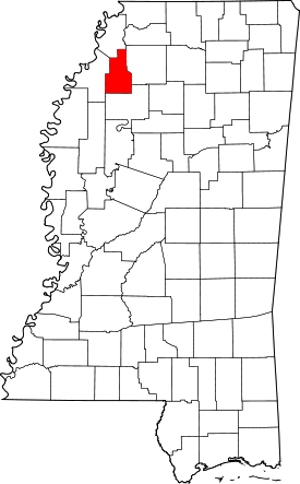 Koort vun Quitman County