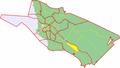 Map of Oulu highlighting Madekoski.png