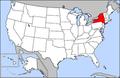 Map of USA highlighting New York.png