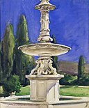 Marble Fountain in Italy-1929.6.108 1.jpg