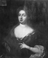 Maria Amalia, 1653-1711, hertiginna av Kurland lantgrevinna av Hessen-Kassel