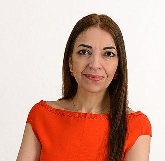María Elena Estavillo Flores - Image: Maria Elena Estavillo Flores