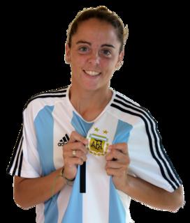 Mariana Larroquette Argentinian association football player