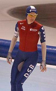 Marianne Timmer Dutch speed skater