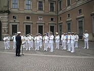 Marinens Musikkår Nationaldagen 2012 4