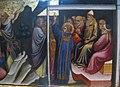 Mariotto di nardo, predella con leggenda di santo stefano, 1408. 03.JPG