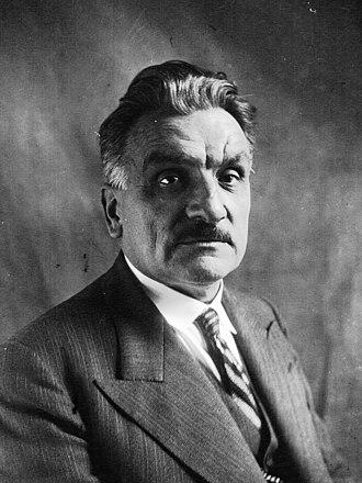 Marius Moutet - Moutet in 1933