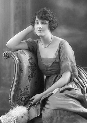 Marjorie Hume - Marjorie Hume in 1920