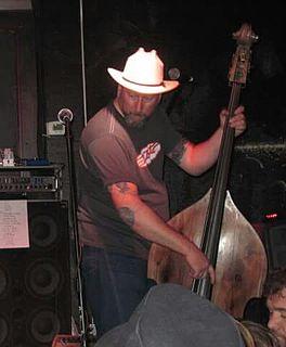Mark Robertson (bassist) American musician