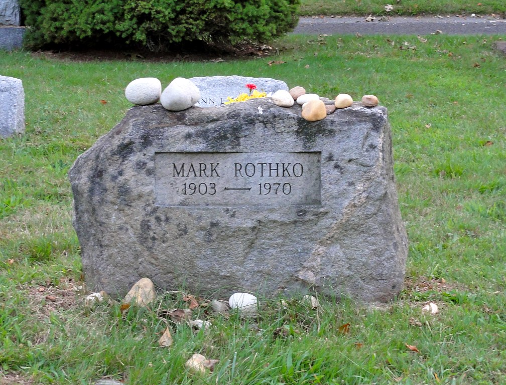 Jackson Pollock - Where the Graves of Famous Artists Are ...