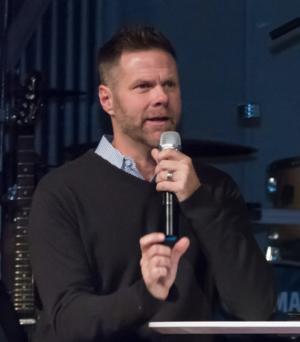 Mark Stuart (musician) - Mark Stuart in 2016