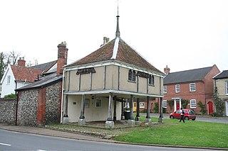 New Buckenham Human settlement in England