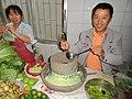 Market food - Kunming, Yunnan - DSC03412.JPG
