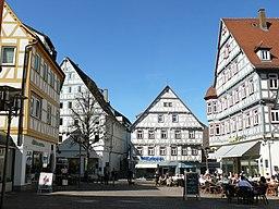 Marktplatz Waiblingen2