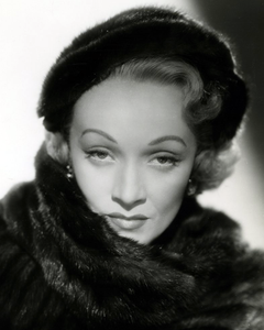 8aab786201c Marlene Dietrich wore a discreet halo-brimmed fur hat in No Highway