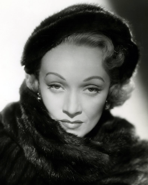 6a3876c46 Beyoncé channels Marlene Dietrich (pictured) in the music video.