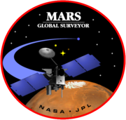 Mars Global Surveyor - Wikipedia