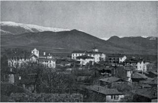 Anatolia College in Merzifon