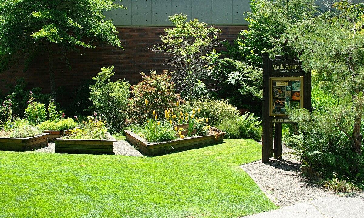 Martha Springer Botanical Garden Wikipedia