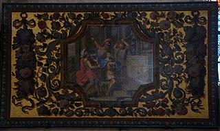 Le Martyre de saint Gombert