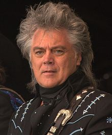 Marty Stuart at MerleFest in April 2012