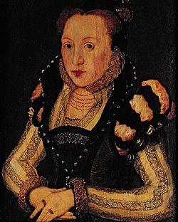 Ганс Эверт (?). Портрет Марии Грей. Фото из Википедии