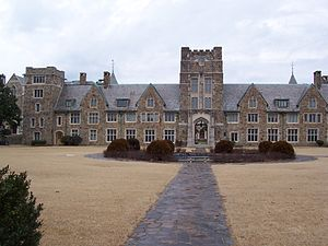 Berry College - Mary Hall