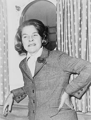 Mary McCarthy (author) - McCarthy in 1963