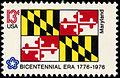 Maryland Bicentennial 13c 1976 issue.jpg
