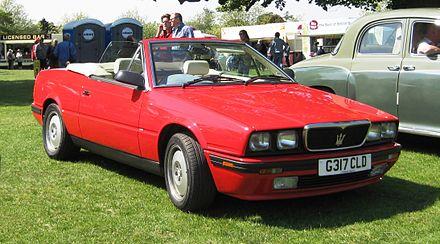 Maserati Biturbo - Wikipedia
