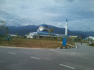 Sultan Idris Education University - Sultan Azlan Shah Mosque