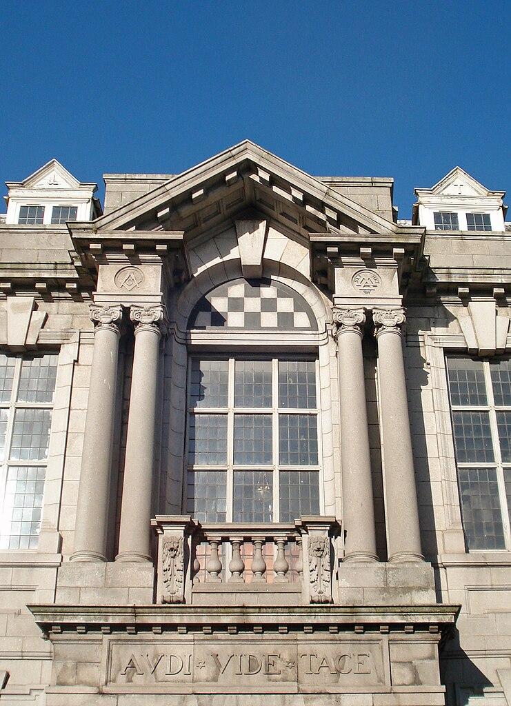 File Masonic Temple Crown Street Aberdeen First Floor