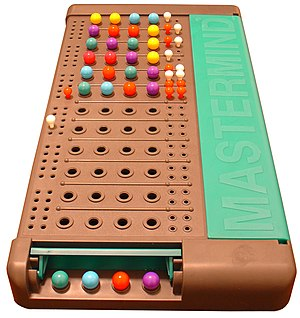 Mastermind (board game) - Image: Mastermind