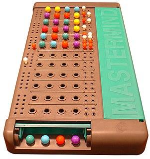 <i>Mastermind</i> (board game) board game