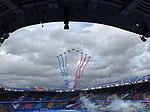 Match ouverture Coupe Monde féminine football 2019 France Corée Sud 7 juin 2019 Parc Princes Paris 15.jpg