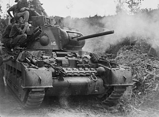 2/9th Armoured Regiment (Australia) armoured regiment of the Australian Army