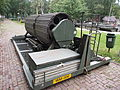 Mattenlegmodule voor verharding van wegen, Geniemuseum Vught, photo 2.JPG