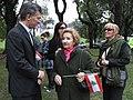 Mauricio Macri rindió homenaje a la República del Líbano (8051218050).jpg