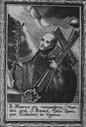 Saint Maurus of Pécs - Image: Maurus