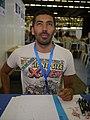 Maxime Garbarini - Comic Con 2011 - P1210049.jpg