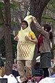Mayonnaise man @ Maruyama Park, 2009-05-02.jpg