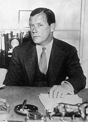Joseph V. McKee - Image: Mayor Joseph V Mc Kee