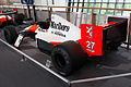 McLaren MP4-5B rear-left Honda Collection Hall.jpg