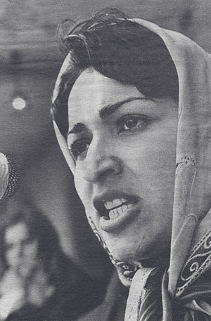 Revolutionary Association of the Women of Afghanistan - Meena (1956 - 1987), founder of RAWA