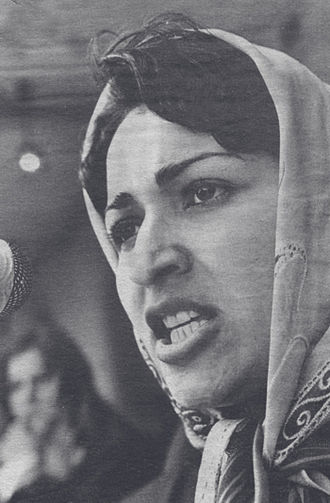 Islamic feminism - Meena Keshwar Kamal (1956 - 1987), founder of RAWA