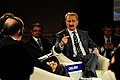 Mehmet Zafer Caglayan - World Economic Forum on the Middle East, North Africa and Eurasia 2012.jpg
