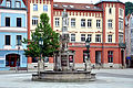 Meiningen Heinrichsbrunnen und Markt11.jpg