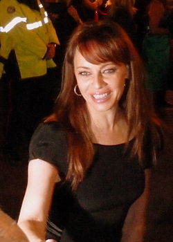 Melinda Clarke at the Toronto Film Festival 2011.jpg
