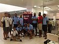 Members of the Fiji rugby team before departure to England August 2015.jpg