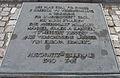 Memorial Auschwitz II Birkenau Luxembourgish 2015-08.JPG